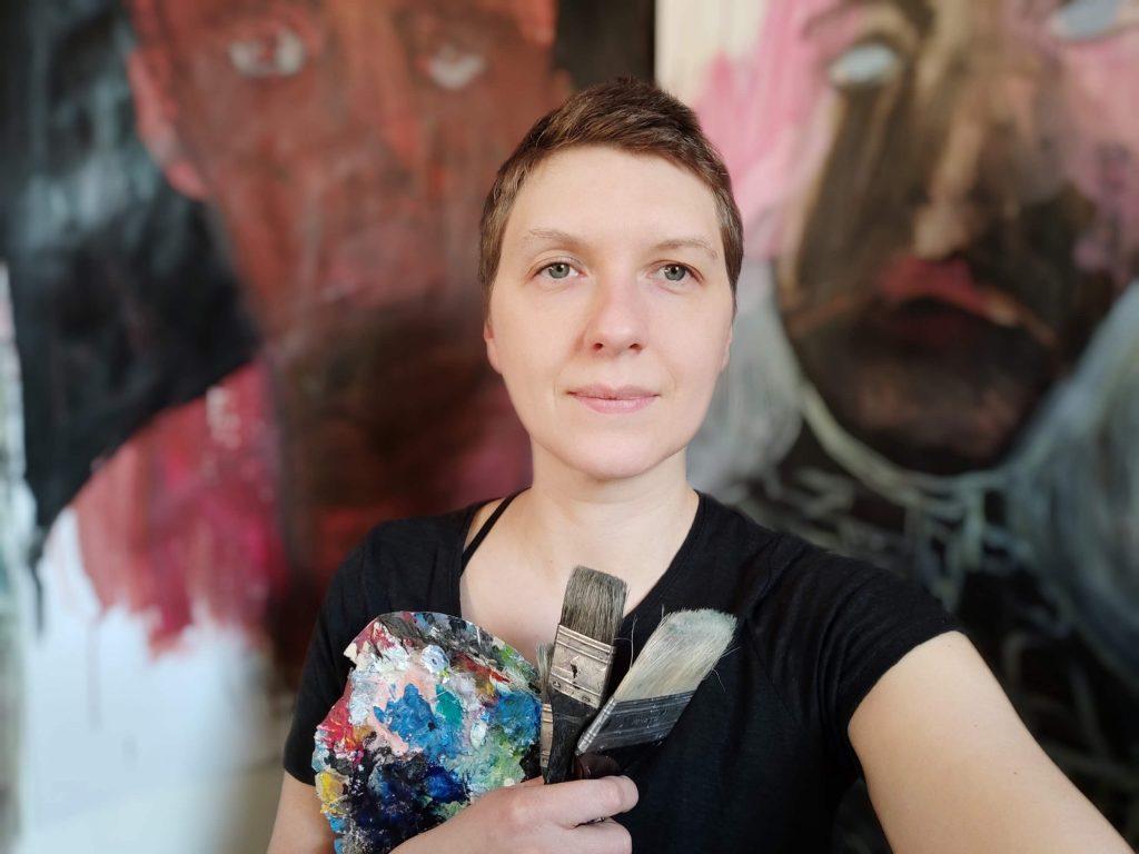 Portrait Anna Eckert